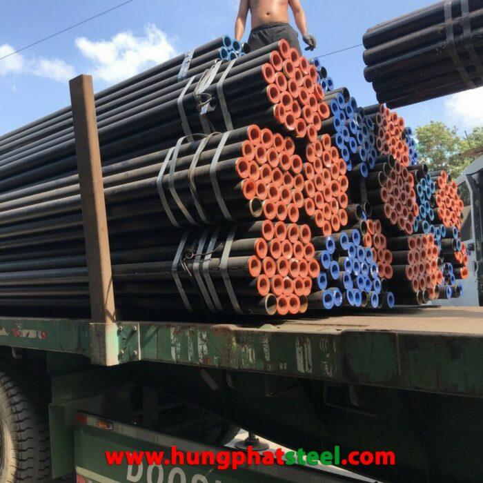 Ống thép đúc loại ASTM A53/106 SCH 160