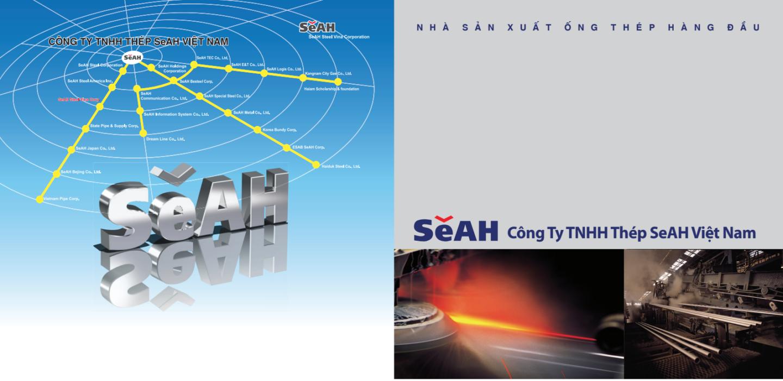 Catalog ống thép SeAH